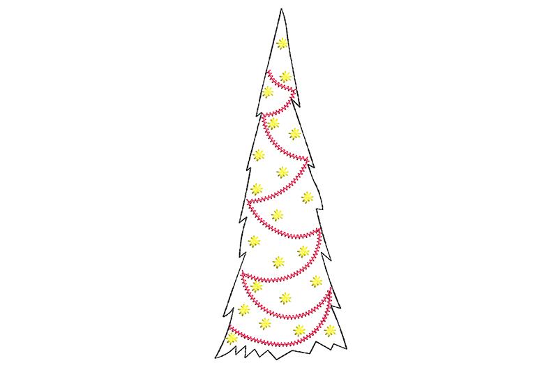 Christmas_Tree_Bookmark_Norhilda Alvarez2