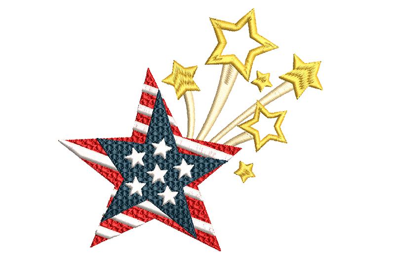 Hatch_Patriotic_Star_free_design_1