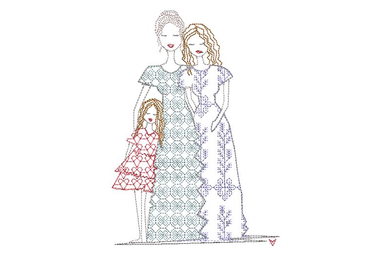 Nicola_Elliott-3Generations_EmbroideryDesign_MothersDay_2