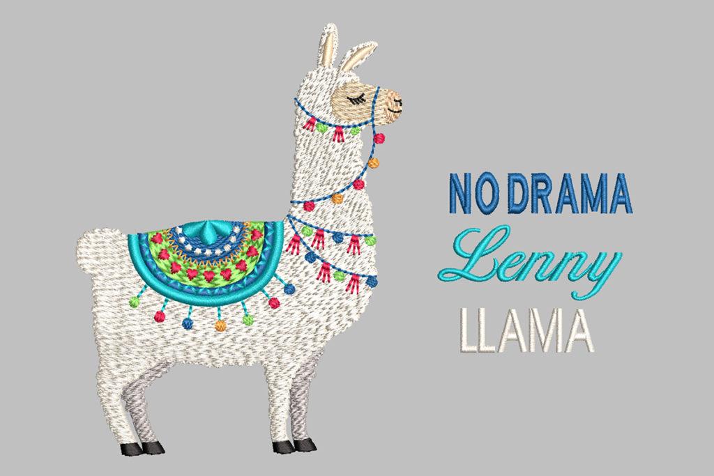 Llama_free_design_3